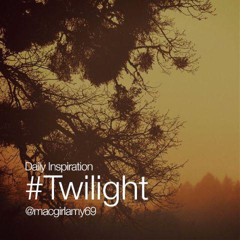 Friday inspiration #Twilight