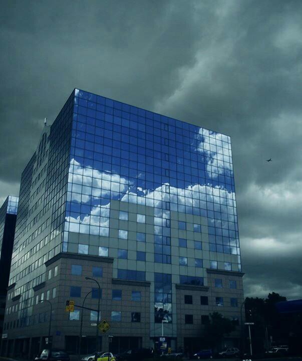 #photography #building #montrealcity #reflets