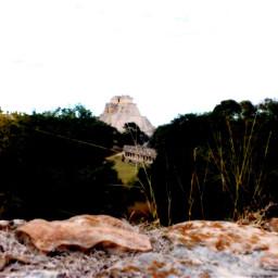 uxmal mexico ruinasmayas maya piramide