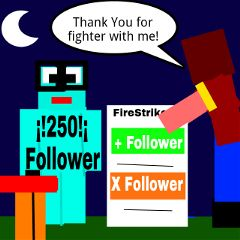 thankyou 250 followers