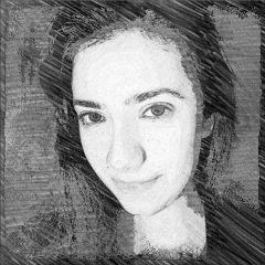 artisticselfie blackandwhite sketch pencilart selfie