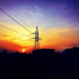 summer sunset picsart fotor vietnam