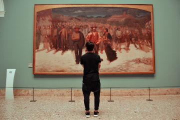 photography art milan people
