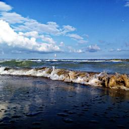 WAPwave summer sea