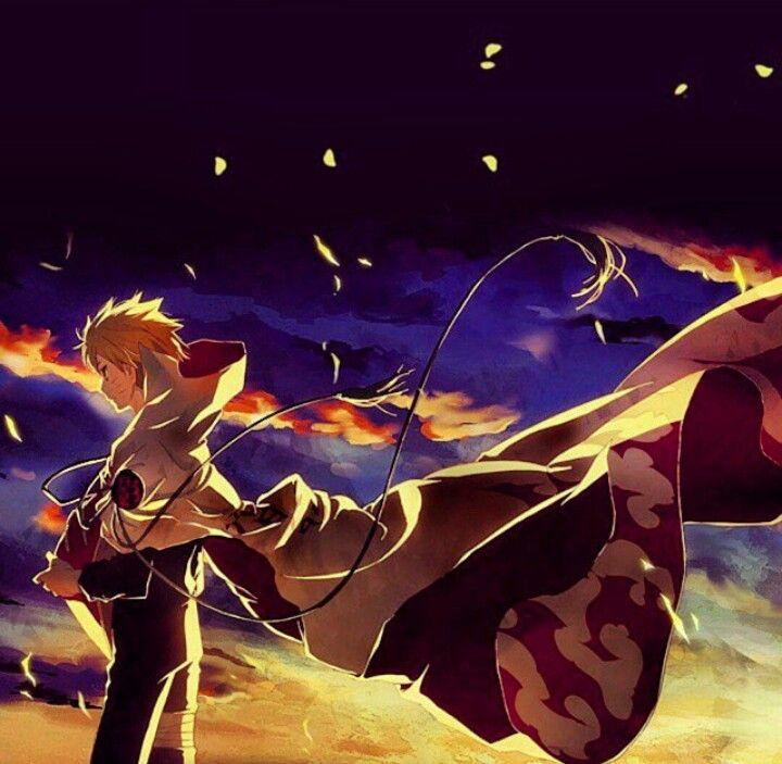 Anime Animeboy Naruto Hokage Fanart Oneofleast