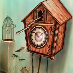 dcwallclock drawing art clock
