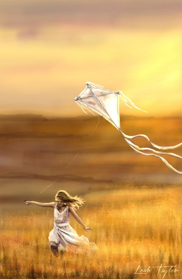 kite drawing contest winner