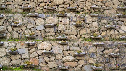 stone flat
