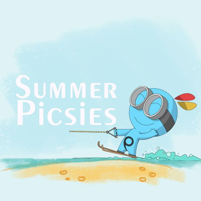 summer picsies clipart