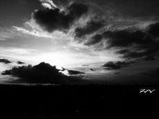 photography blackandwhite summer travel sky