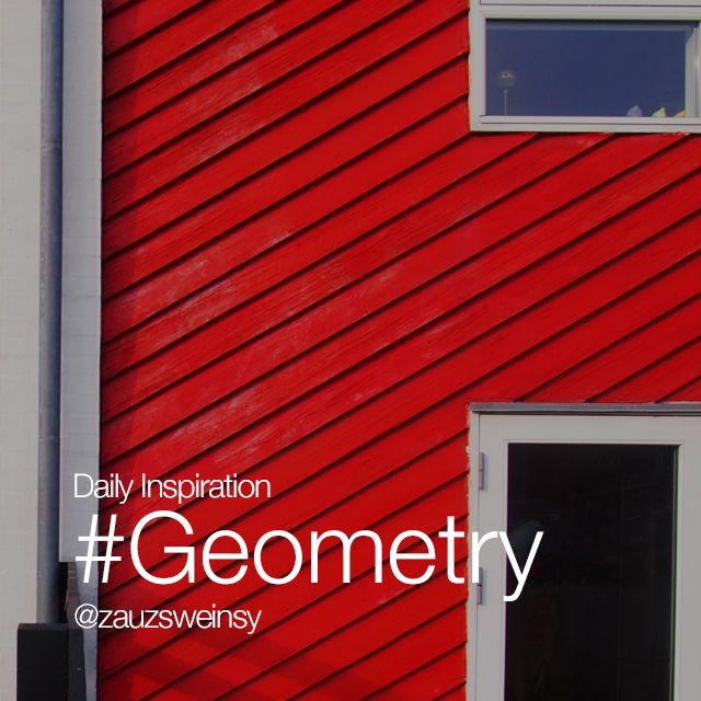 daily inspiration #geometry