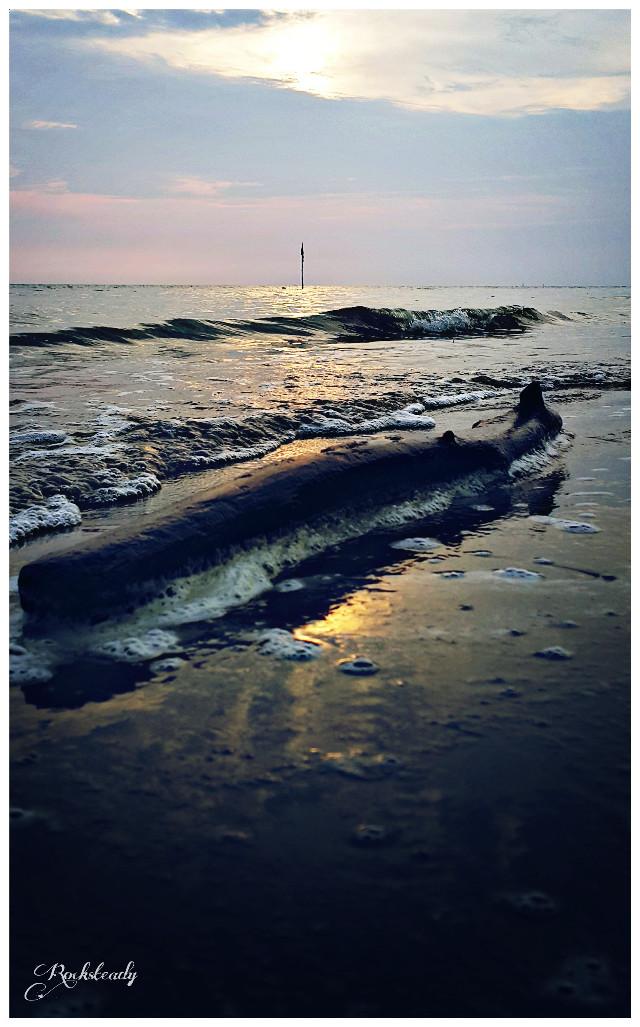 #beach #emotions #nature #photography  #horizon #sunsetsilhouette