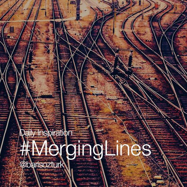 merging lines daily inspiration