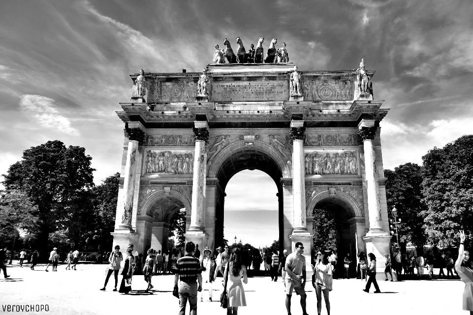 Para @cfidalgo  #blackandwhite  #travel  #paris