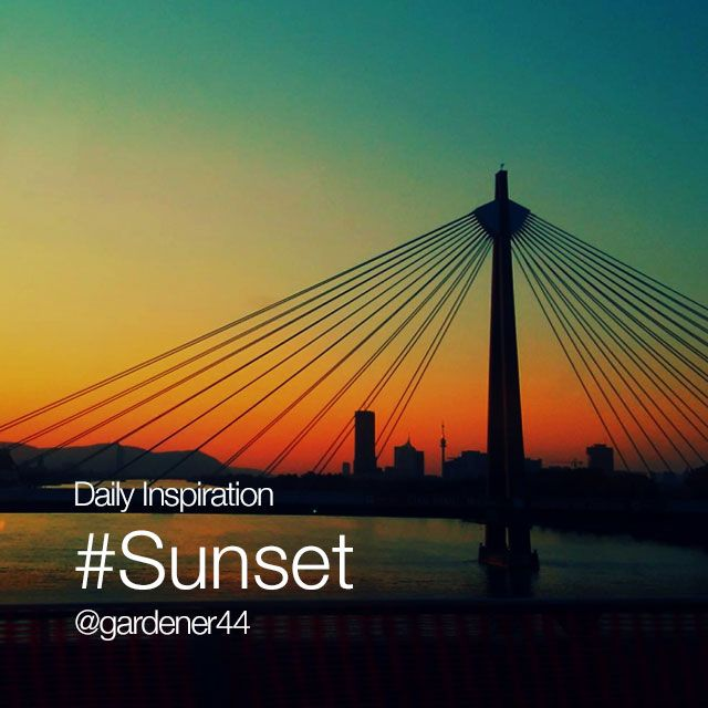 daily inspiration #Sunset