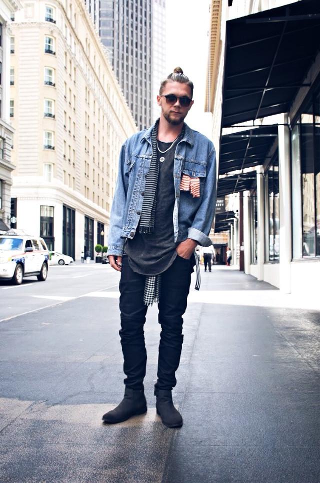 Brandon   #StreetPulseSF  #SanFrancisco #Fashion #StreetStyle #Style #StreetFashion #Downtown