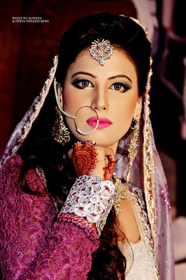 #kasmiri-bride #kashmiri-cultural-look  #model  #photography #HDR