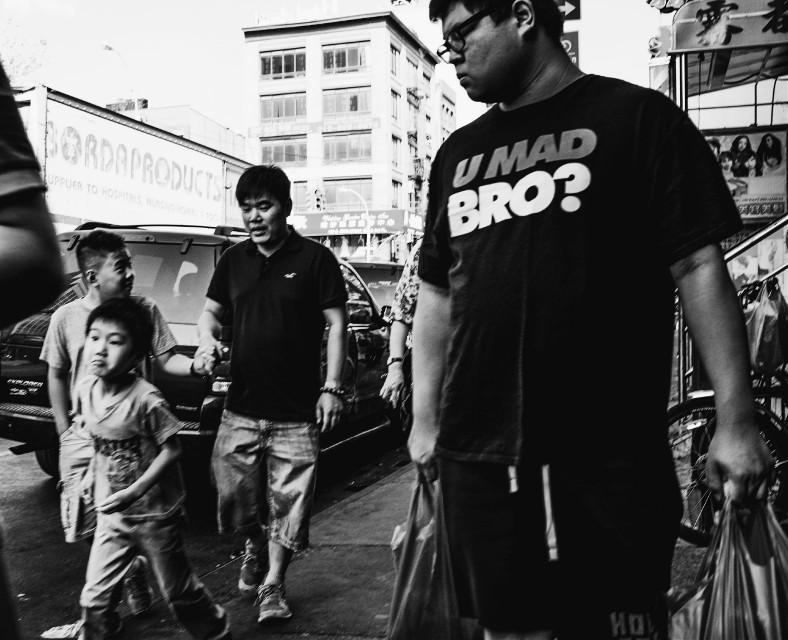 #streetphotography #grittystreets #blackandwhite #people #love #manhattan #goshoot #camera #newyork #usa #fuji #man #kid