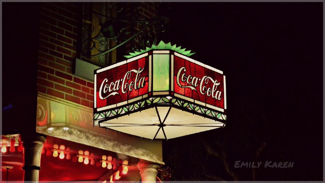 Main street, Disneyland #photography #colorful #food #lights