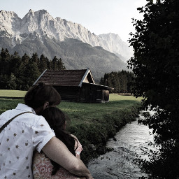desaturacion dailytag motherinlaw grandchild mountains