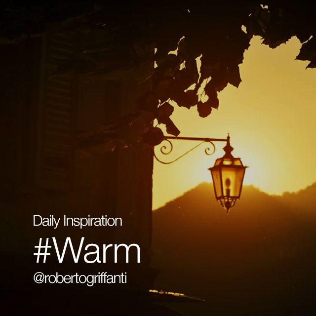 Feel #warm daily inspiration