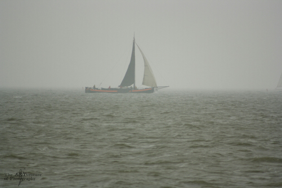 Ghostship. #sailing #segeln #holland #photography #blackandwhite #emotions